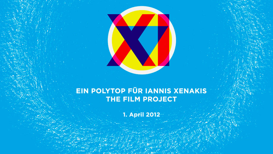 XI – Polytop for Iannis Xenakis