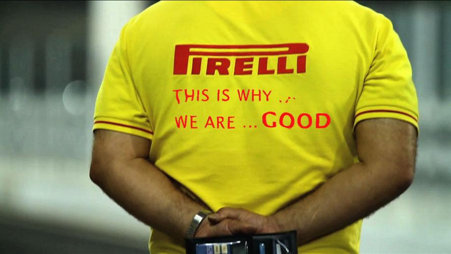 Pirelli Tire Testing